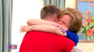 DKMS donor meets his recipient on Hallmark's Home and Family
