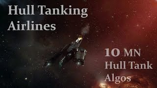 Eve Online Algos Solo PvP - 'Hull-Tanking Airlines'