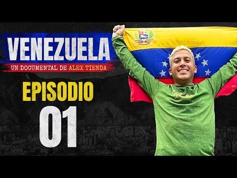 🔥 Alex Tienda en VENEZUELA | Documental | Episodio 1 🇻🇪 🌎