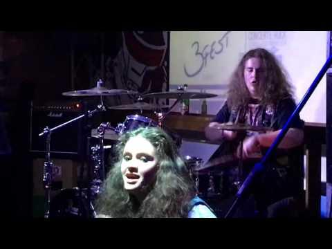 Bed of Nails - Delirium tremens (live)