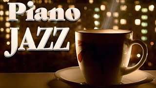 Relaxing Coffee JAZZ - Cafe Saxophone & Piano Jazz Music for Studying, Work, Sleep L77364968
