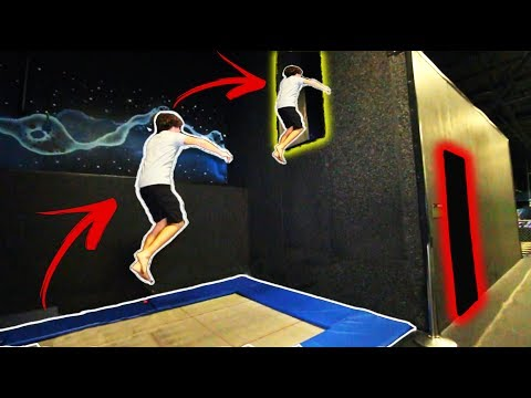 OBSTACLE COURSE RACE In Worlds LARGEST Trampoline Park!! | JoogSquad