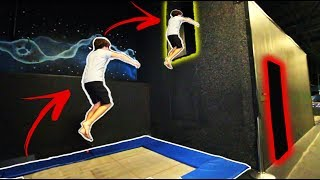 OBSTACLE COURSE RACE In Worlds LARGEST Trampoline Park!!   JOOGSQUAD PPJT