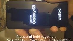 Samsung S8 Hard Reset  ,Factory Restore SAMSUNG G950F , фабричните настройки