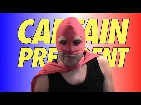 CAPTAIN PRESIDENT (Captain Brackmard)