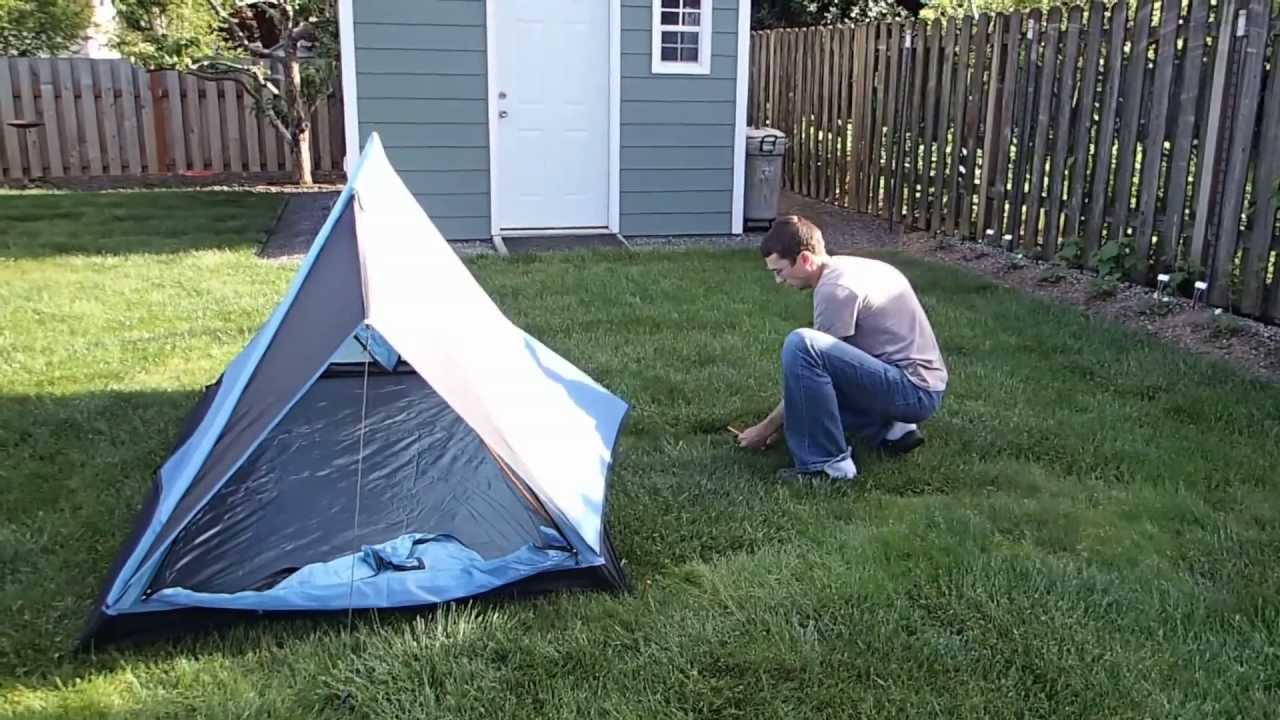 Alpinizmo Swiftlite Tent by High Peak USA & Alpinizmo Swiftlite Tent by High Peak USA - YouTube