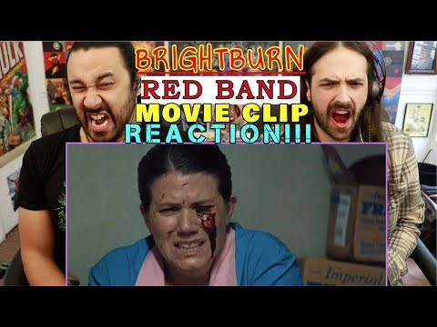 BRIGHTBURN – Red Band Extended MOVIE CLIP – REACTION!!!