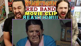 BRIGHTBURN - Red Band Extended MOVIE CLIP - REACTION!!!