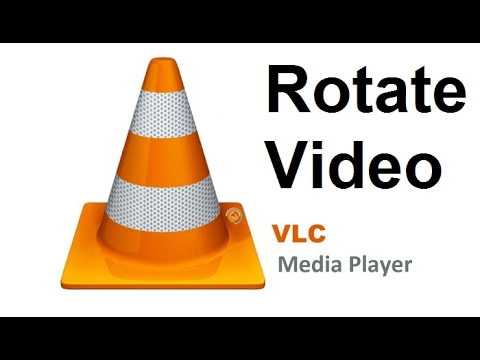 How To: Rotate And Save Video In VLC Media Player