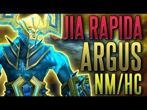 GUIA RAPIDA DE ENCUENTRO: ARGUS EN DIFICULTAD NORMAL Y HEROICA - World of Warcraft