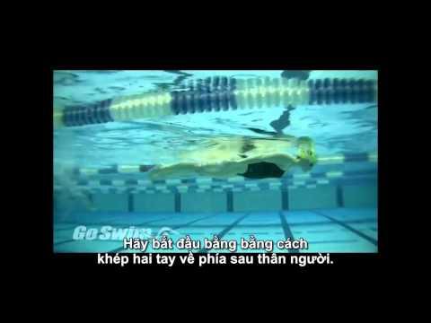Bơi Bướm - Kỹ Thuật Uốn Sóng P1