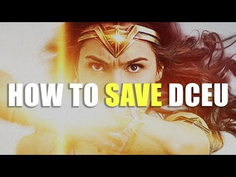 How Warner Bros Can Save The DC Extended Universe - A Video Essay