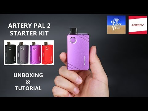 Artery PAL 2 Kit By Tony B | How To Set Up