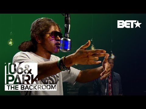Ab-Soul BET's The Backroom Freestyle!