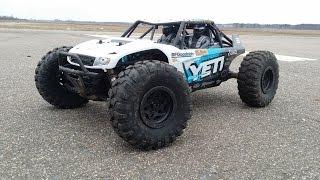 Радиоуправляемая машина Axial Yeti Rock Racer(, 2015-04-10T07:09:31.000Z)