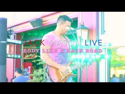 Body Like a Back Road - JACK MASON [Cover]