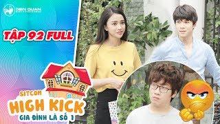 Gia đình là số 1 sitcom | tập 92 full: Yumi khen Kim Long hết lời khiến Đức Minh vô cùng khó chịu
