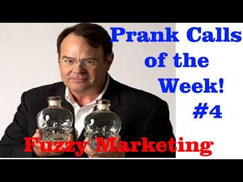 Prank Calls of the Week! #4 - October 18th 2015