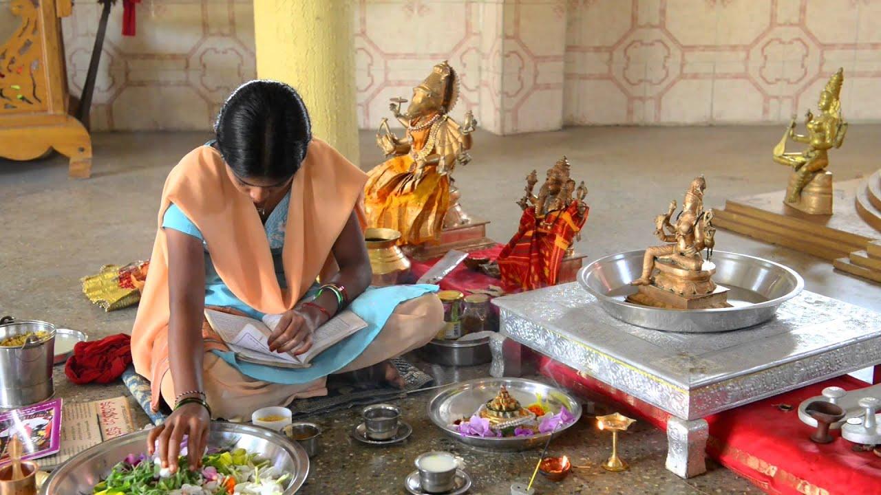 Sri Chakra Pooja