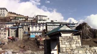 Phakding to Namche Bazaar, March 2014