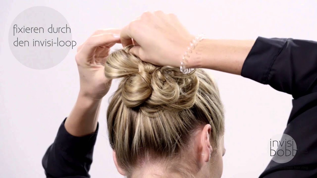Invisibobble Frisuren