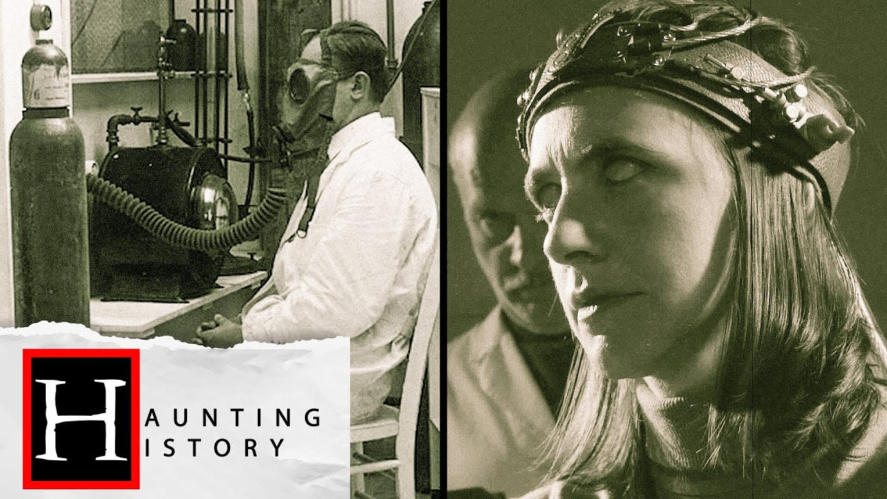 The Haunting History of CIA Brainwashing Experiments: MK ULTRA