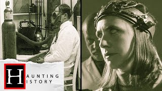 The Haunting History Of CIA Brainwashing Experiments: Project MKUltra