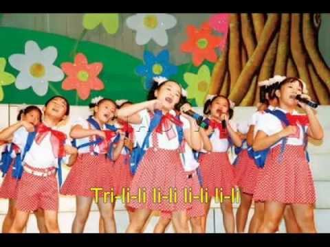 Tốp Ca Thiếu Nhi - Chim Họa Mi (Bài Hát Indonesia)