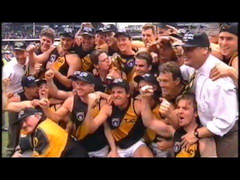 1997 AFL Reserves Grand Final - Hawthorn vs Richmond