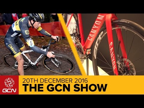 Bike Tech Special: The GCN Christmas Show | The GCN Show Ep. 206