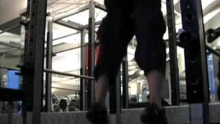 explosive leg endurance training
