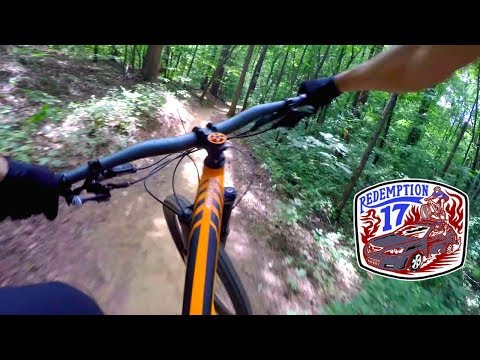 Mountain Biking Sope Creek - My old stomping grounds in ATL   Redemption17
