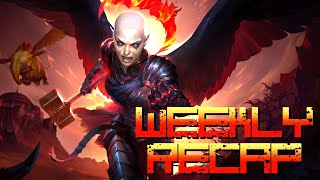Weekly Recap #413 July 3rd – Bless Unleashed PC, GWENT, Neverwinter & More!