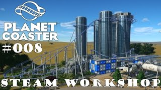 Euro-Mir - Europa-Park 🎢 PLANET COASTER 🎠 Attraktion Vorstellung #008