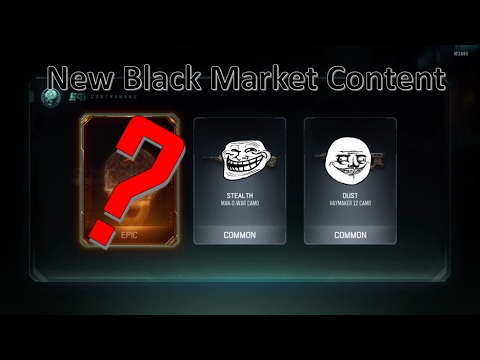 8 Chances For The PPSH or M16...  BO3 Supply Drop Opening