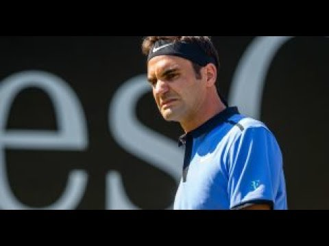 Why Federer's 2017 loss to Haas in Stuttgart is a GOOD thing... Coffee Break Tennis