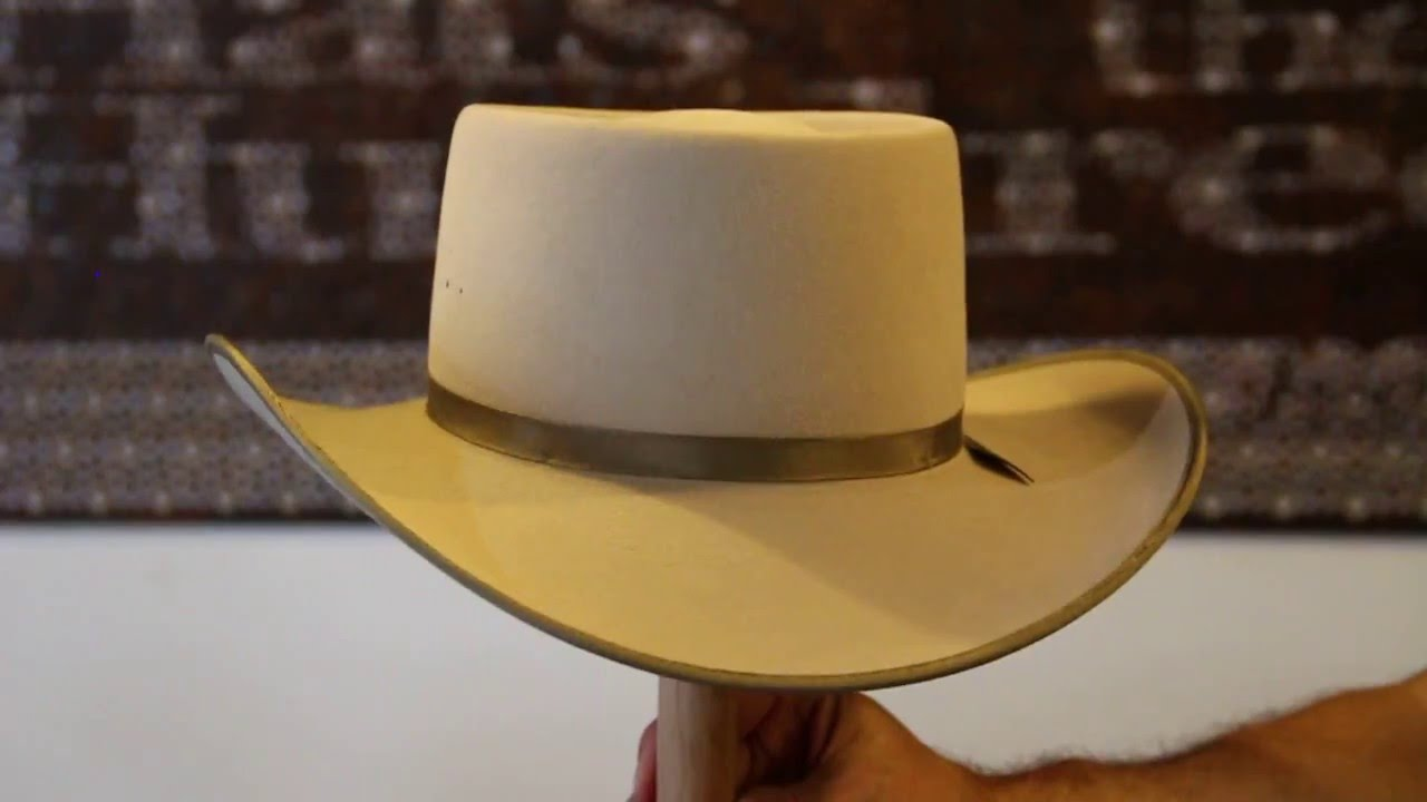Akubra Aussie Gold Sand Hat Review- Hats By The Hundred - YouTube bf0e77f9a323