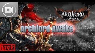 New Game : Archlord Wake (Webzen)