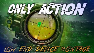 I SPEND DAILY 20 MIN IN PRACTICE - THIS HAPPENED #pubgmontage #potatographics #4fingerclaw #action