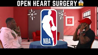 NBA, Heart Surgery, and fitness | Who's Next Wednesday W/ Kevin Louidor