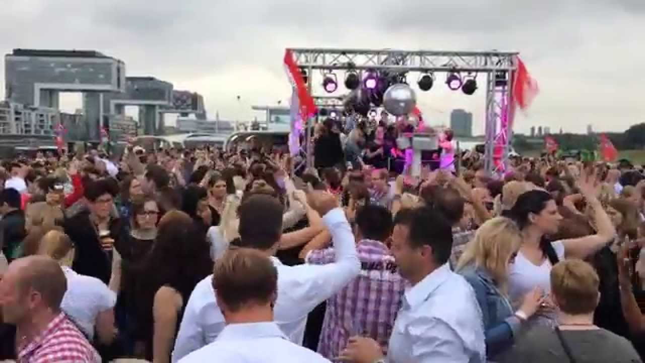 Ahoi Party Summer Special In Koln Sa 12 07 2014 Youtube
