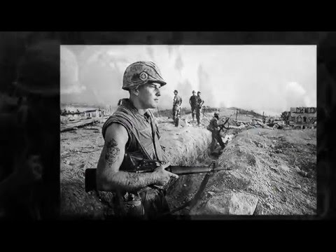 Tribute to the 1st Battalion 9th Marines in Vietnam - The Walking Dead