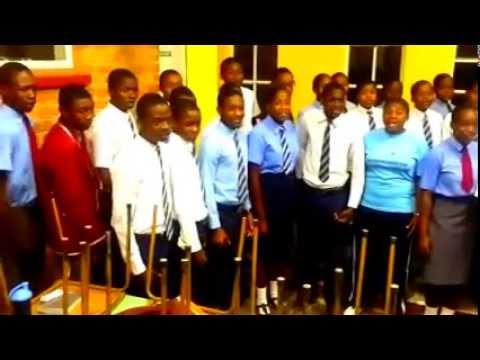 I will follow Him by  Mtshabezi High School Choir