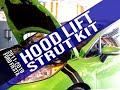 Sico-Developments 2011-2014 (Mk 7) Ford Fiesta Hood Lift Operation