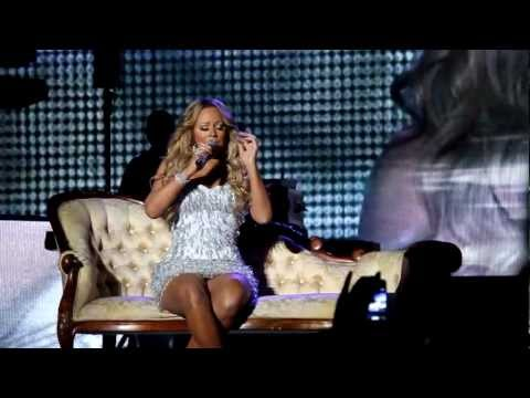 Mariah Carey HD - My All (Live in Melbourne, Australia)