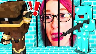 SALVIAMO ANNA DALLA PRIGIONE DI DIAMANTE SU MINECRAFT!!