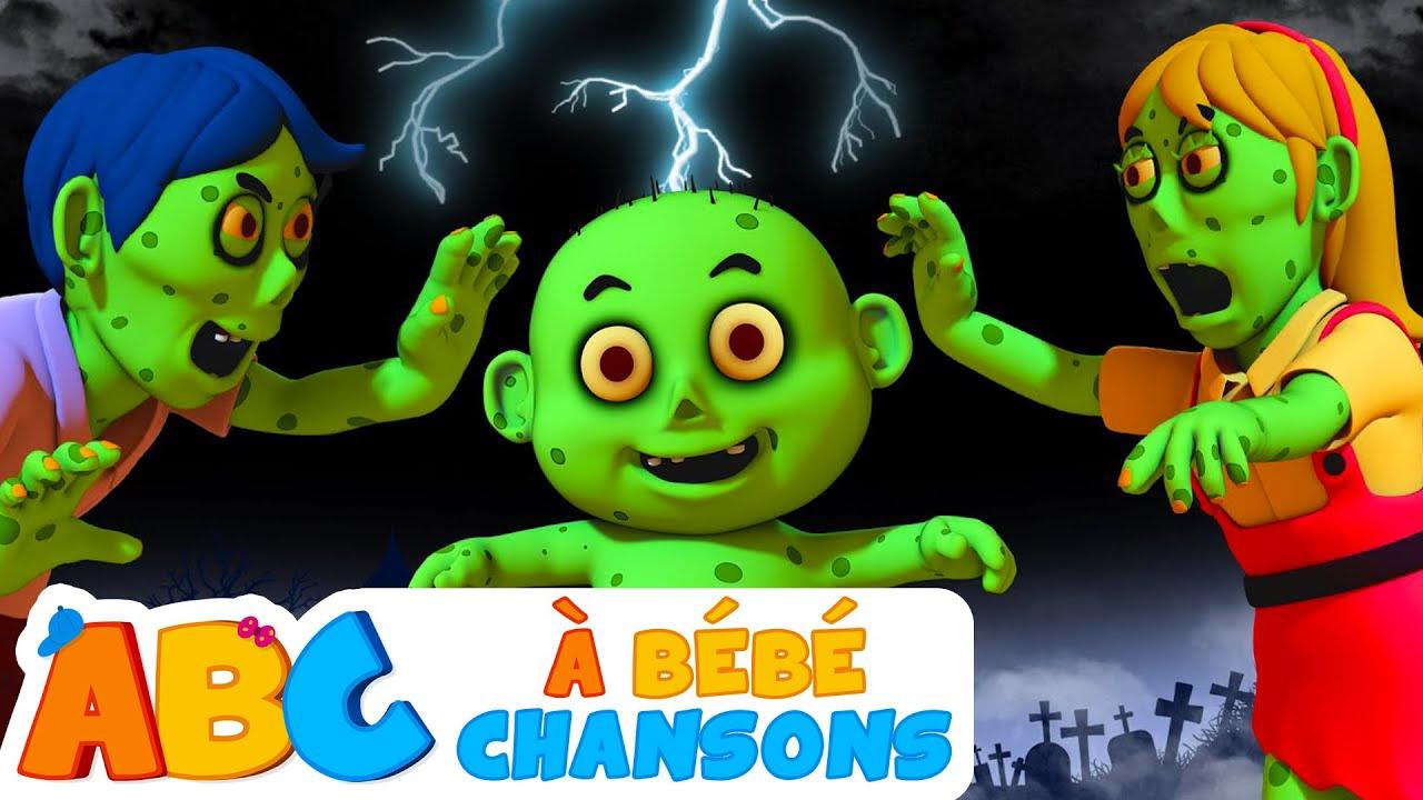 Famille de doigt de ZOMBIE   Chansons d'Halloween Pour Les Enfants   À Bébé Chansons