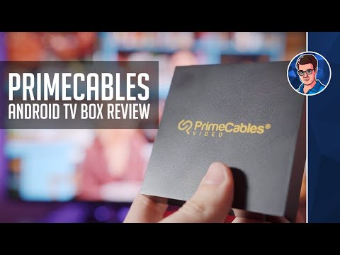 Best Android TV Box (2018) | PrimeCables TV Box