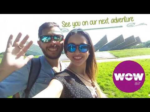 WOW Air Travel Guide Application | Barquisimeto Venezuela