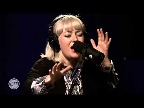 "The Bamboos performing ""Helpless Blues""  on KCRW"
